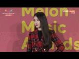 [NEWS] 171202 @ IU - Melon Music Awards Red Carpet
