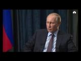 Интервью президента России Владимира Путина киргизскому телеканалу«Ала-Тоо24»