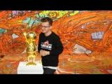 Анонс экскурсий на русском жестовом языке по выставке Такаси Мураками Будет ласковый дождь