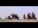 Триумф Михаила Строгова (1961). Атака русской кавалерии на туркменский город