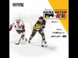 NHL 17 PS4. 2017 STANLEY CUP PLAYOFFS 100th EAST FINAL GAME 7 OTT VS PIT. 05.25.2017. (NBCSN) !