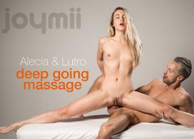Porno Deep Going Massage