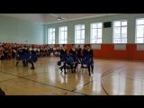 СПО Сердце Сибири. Соревнования по черлидингу