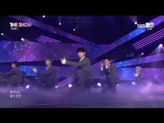 170530 KNK (크나큰) - Sun.Moon.Star (해.달.별) @ The Show