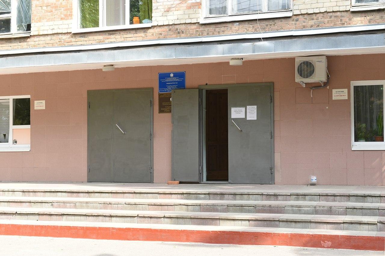 В Ростове в здании ДГТУ открыт пункт сбора гуманитарной помощи ростовчанам, пострадавшим от пожара