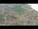 Взлёт из Ларнаки Кипр май 2017г..mp4HD