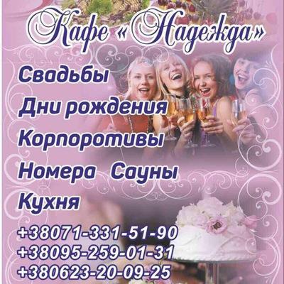 Надежда Мамедова
