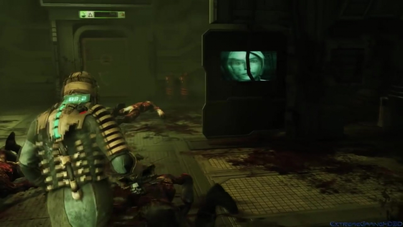 DEAD SPACE Game Movie (Extended cut, all cutscenes) [60fps, 1080p]