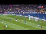 01.07.2012. Футбол. Чемпионат Европы. Финал. Испания - Италия