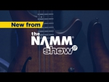 Ibanez SR Aerium Electric Bass Guitars - New From NAMM 2017