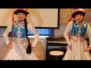 Национальные танцы в исполнении Ая-Ганга