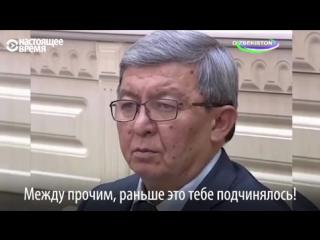 Президент Узбекистана в крепких выражениях распекает чиновников