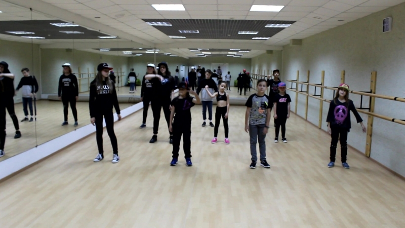 CrossPoint Dance Crew