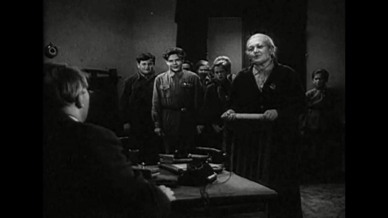 Брат героя 1940 детский реж Юрий Васильчиков