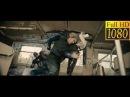Ванда і П'єтро рятують людей і зупиняють поїзд Месники Ера Альтрона 2015 Full HD