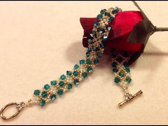 Petite Sparkles Bracelet Tutorial