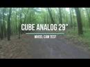 Cube Analog Wheel Cam Test Demo