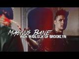 Magnus Bane Feel My Power +02.08