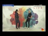 Диана Арбенина в прямом эфире «Вконтакте Live»