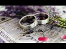 Обручальные кольца из белого золота с бриллиантами и фактурной обработкой