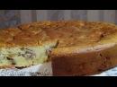 Заливной пирог с картофелем и рыбной консервой /Priming pie with potatoes and canned fish