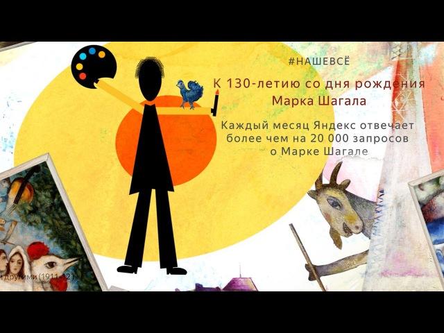 Наше всё Марк Шагал