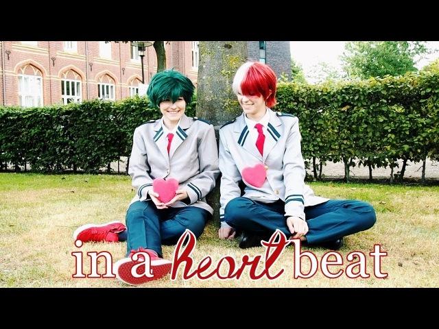 BnHA short In a Heartbeat Parody