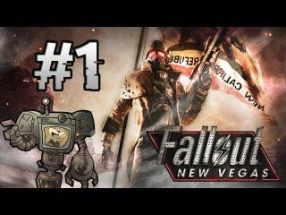 Fallout New Vegas 1-Первые задания