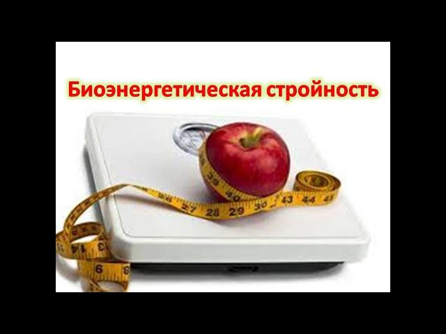 Интенсив Биоэнергетическая стройность 1 день Елена Баршева
