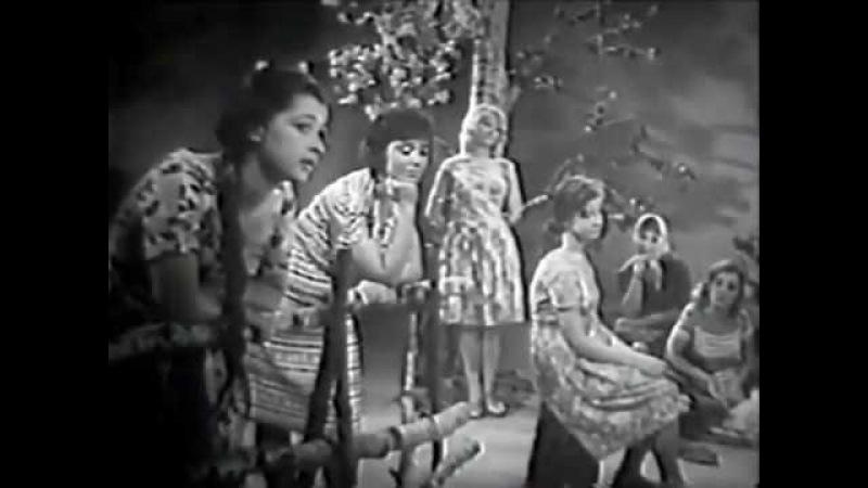 песня Лён,лён, мой лён... из телефильма Песни Евгения Родыгина 1964 года