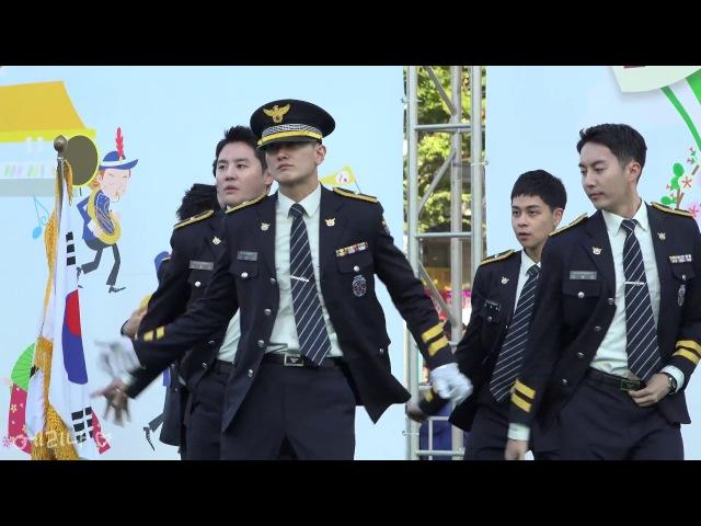 171029 [안산 세계인어울림한마당축제] Dangerous (경기남부 경찰홍보단, XIA 김준수)