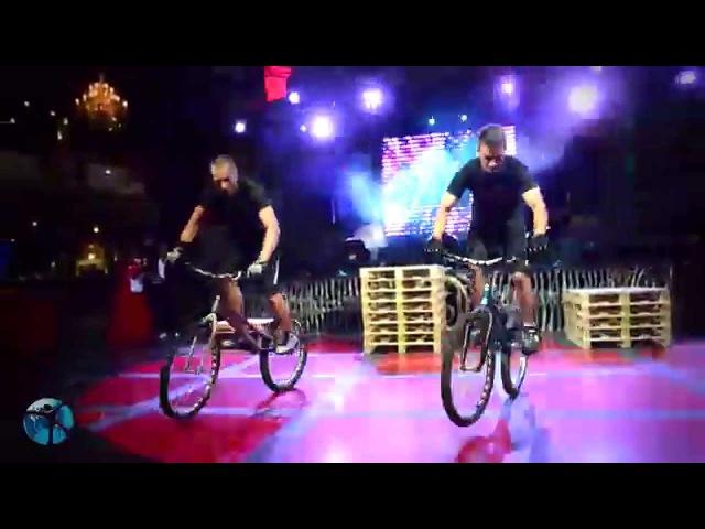 Amazing Bike Trials. Велотриал. FlyBikes