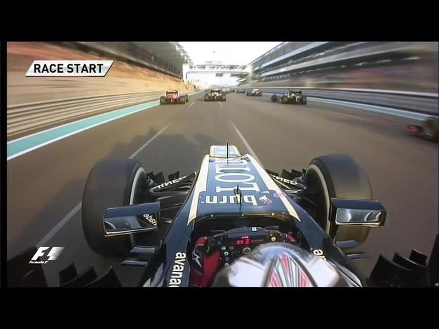 A day with Kimi Raikkonen in 10 seconds