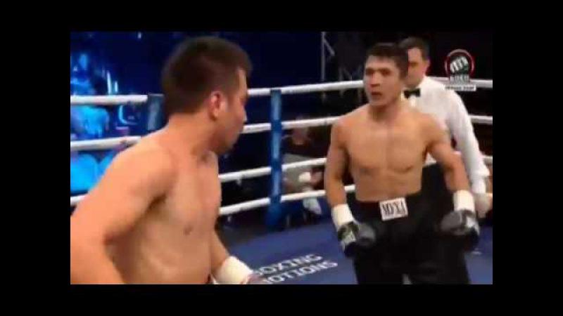 02.05.2017 - Mukhammadkhuja Yaqubov vs Feruzbek Yuldashev