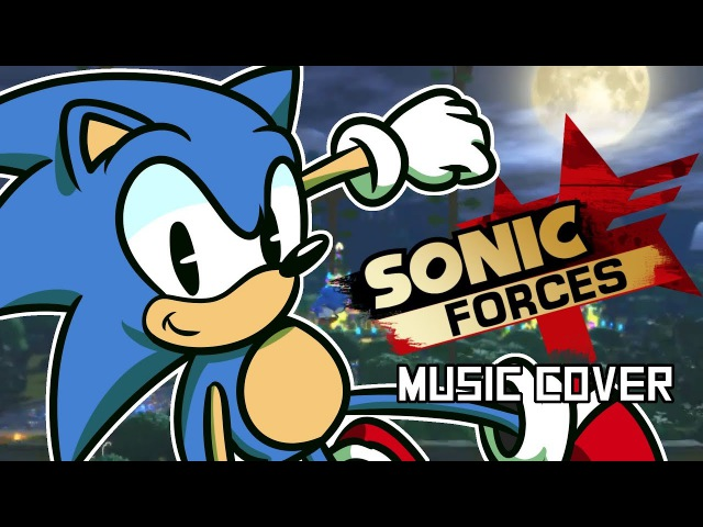 ~Casino Forest~ | Sonic Forces Music Cover