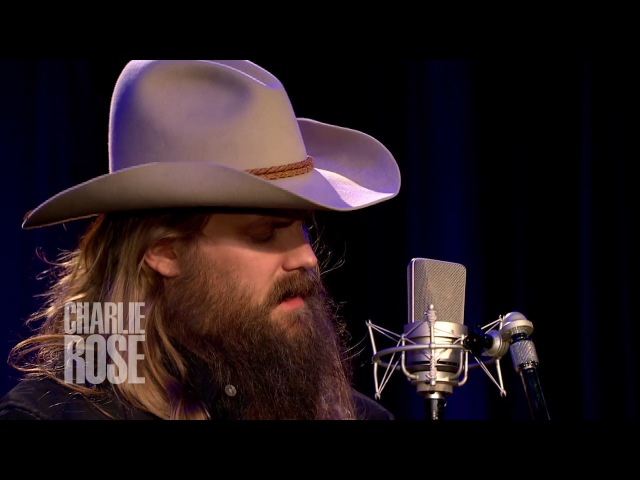 Chris Stapleton performs Either Way (May 11, 2017) | Charlie Rose