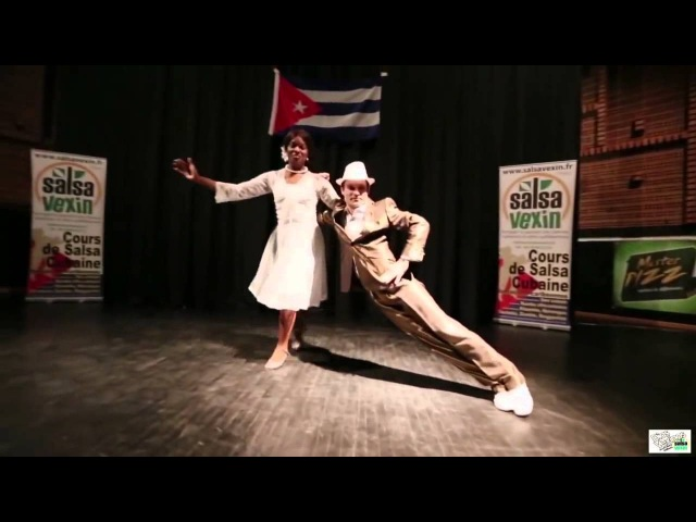 Carlos Rafael Gonzalez Marie Line - Choré de Son Cubano