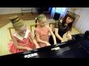 Манфред Шмитц Старая карусель в Париже для фортепиано в 6 рук | for 6 hands