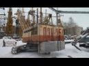 DEK 251 soviet russian crawler crane