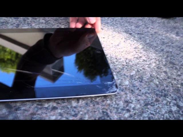 Гуфовский Краш-тест Google Nexus 7 и iPad 3