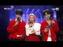 MC CUT6 171017 B.A.P Youngjae, MOMOLAND Jooe TRCNG Hohyeon SBS MTV THE SHOW