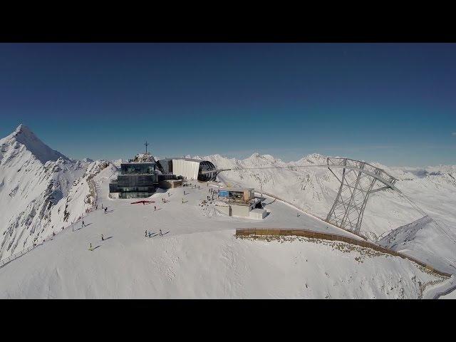 Skiing Sölden James Bond Spectre 007 in HD