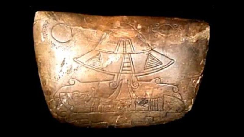 Mayas, Aztecas e Incas, tecnología de los dioses.