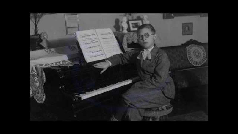 Brahms - Geza Anda (1953) Variations Paganini op 35