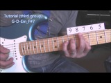 How to play Hotel California without the use of a capo (Tutorial)