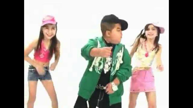 MINI DADDY (Official Video) (ADRIANSITO) EL NINO MAS BONITO