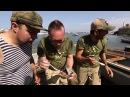 Армейский сухпай и гонка на шлюпках - Большой тест-драйв на флоте