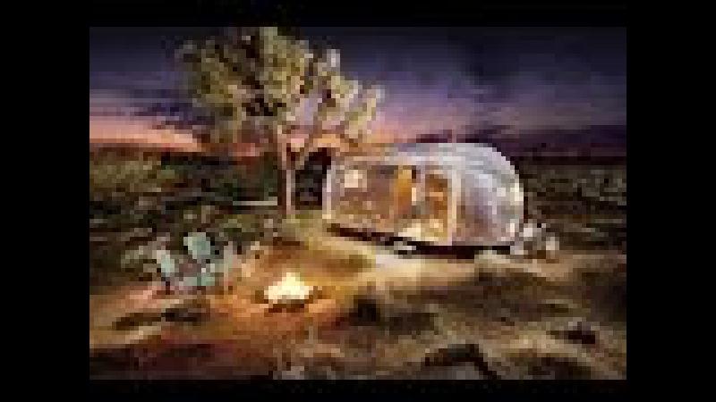 Дом на колесахThe Caravan Show (серия 10 - airstream, тенты, цены, кемпинги Великобритании)