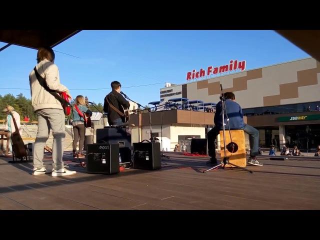 Фестиваль песен Beatles - 2017 в Уфе: Tell Me What you See, If I fell, I feel fine, Norwegian Wood