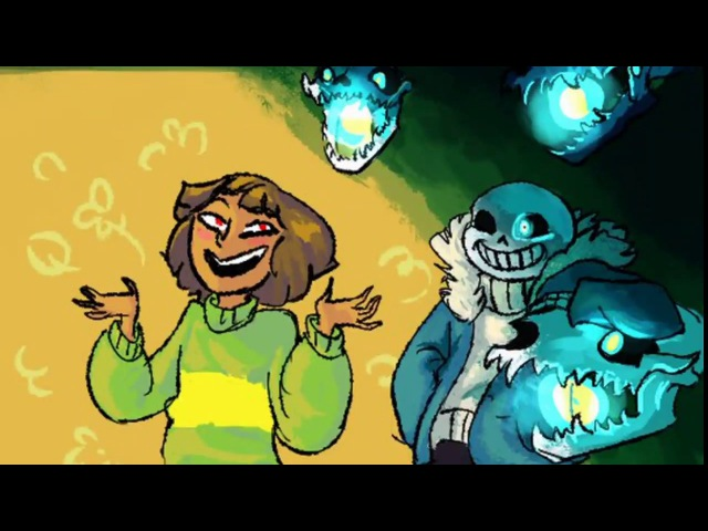Комикс Микс Undertale24 RUS DUB by Smile Комиксы and Алекс ПРО